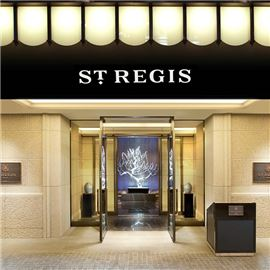 The St. Regis Osaka Entrance
